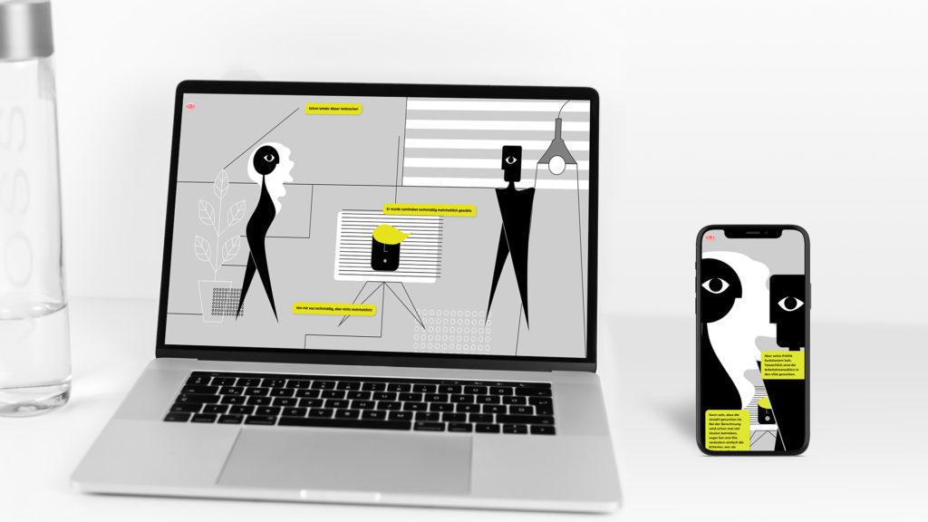 Webdesign Webentwicklung Desktop Smartphone Traue Deinen Augen